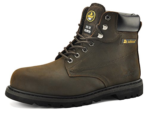 Goodyear Welted Safety Boot - 1