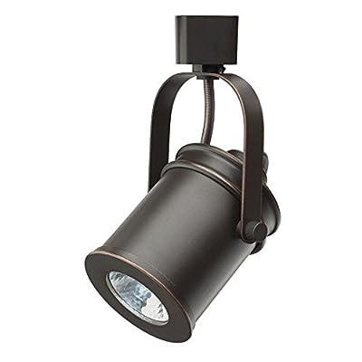 "Lithonia Lighting LTIHSPLT LED 27K ORB M4 LTIKSPLT Series - 4.13"" 8.6W 1 LED Spot Light, Oil Rubbed Bronze Finish"