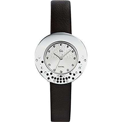 GO, Girl Only Analogue Silver Dial Women's Watch - 697478