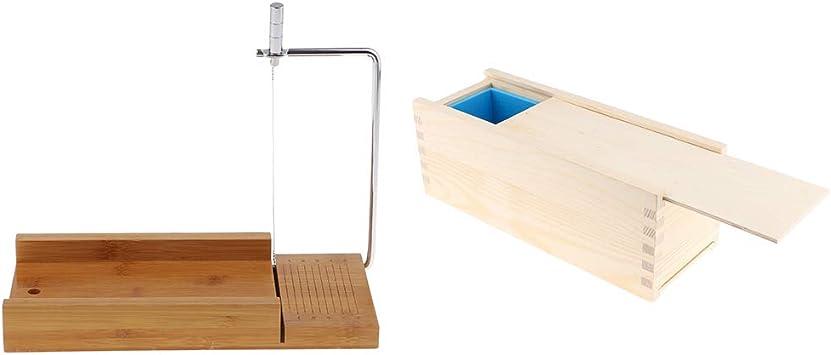 Accesorios para computadora – Molde de silicona azul con caja de ...