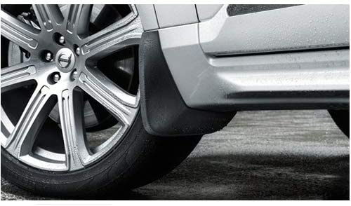 Genuine XC90 Front Mud Flaps Models With ACCessory Side Mouldings 16-