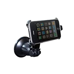 Kit Mobile - Soporte de coche para iPhone 3G y 3GS