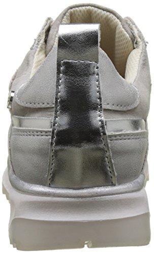XTI Silber 046699 Sneaker Damen Plata TwqTnapxr