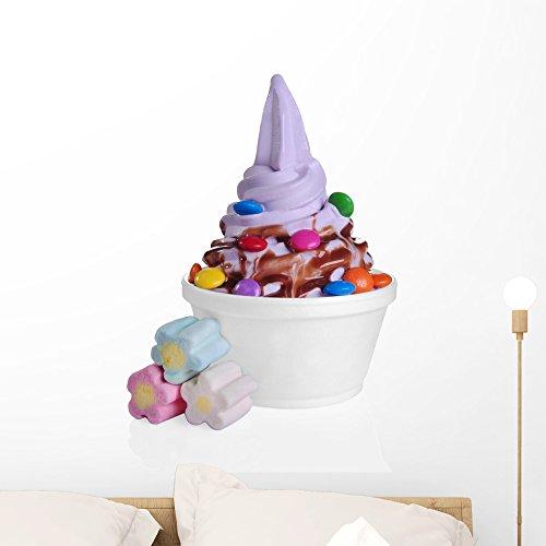 frozen yogurt cart - 2