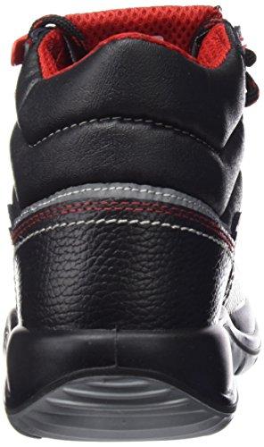 Exena Sardeña - Calzado de protección laboral, talla 40, color negro: Amazon.es: Bricolaje y herramientas