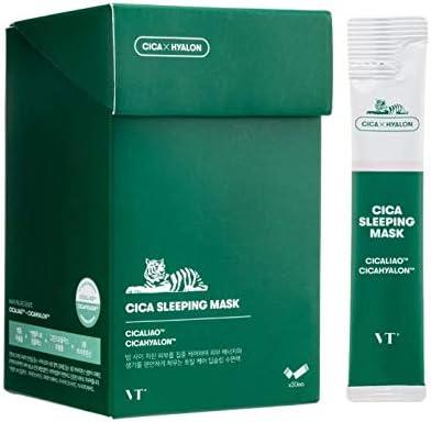 VT Cica VT Cica Sleeping Mask 4ml x 30pieza(s): Amazon.es: Belleza