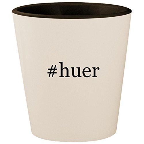 #huer - Hashtag White Outer & Black Inner Ceramic 1.5oz Shot ()