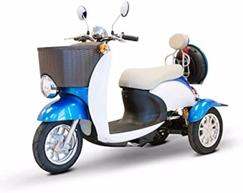 eWheels Euro Style Scooter in Blue, Scooters - Amazon Canada