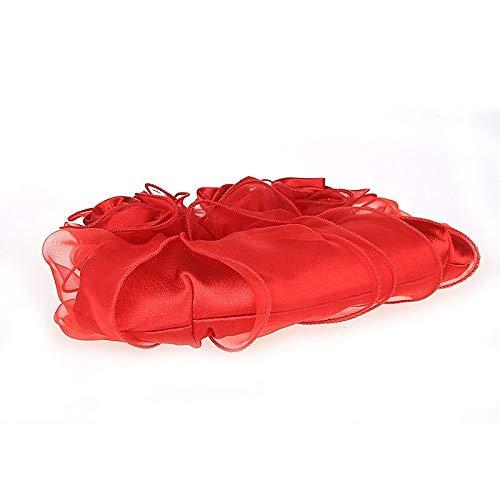 Main QZTG main Sac De Soirée sac Soie Rouge Fourre rouge À Grande à Sacs Champagne Sacs Capacité Pourpre De Femme Dentelle Tout YwZwqE
