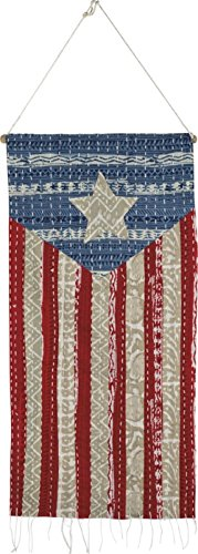 Primitives by Kathy Wall Hanging - Patriotic
