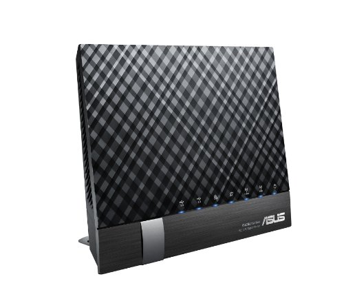 (ASUS RTAC56U Wireless AC1200 Gigabit Router )