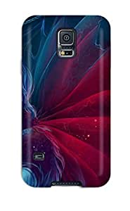 New Style Tpu S5 Protective Case Cover/ Galaxy Case - Artistic