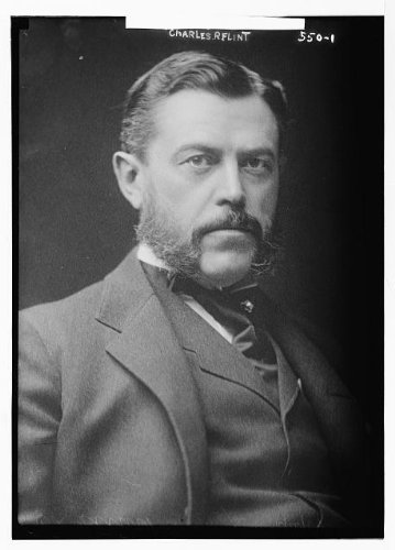 Ibm Photo - Photo: Charles Ranlett Flint,1850-1934,American businessman,founder of IBM