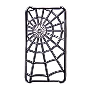 Spider Net Pc Case For Iphone 4/4S , White