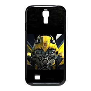 Generic hard plastic Little buddy Bumble Bee Cell Phone Case for Samsung Galaxy S4 Black ABC83