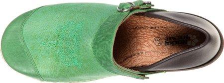 Verde 4,6 Zoccoli Donna Rocciosa