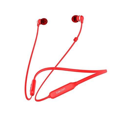 DACOM Bluetooth Headphones Neckband, Magnetic Wireless Graphene Hifi Stereo...