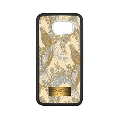 newest 90921 62846 Samsung Galaxy S6 Custom Phone Covers Ted Baker Brand Logo Cell ...