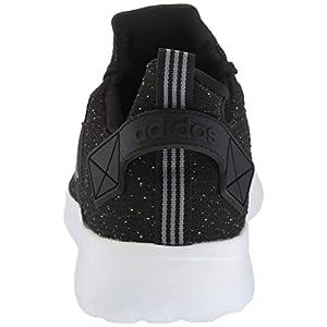 adidas Men's Lite Racer BYD Running Shoe, Black/Onix, 10 M US