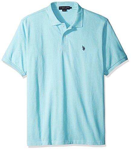 U S  Polo Assn  Mens Classic Polo Shirt  Color Group 1 Of 2   Horizon Blue  Large