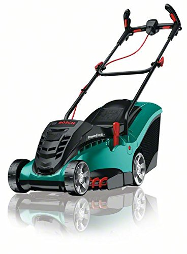 Bosch Home and Garden 0 600 8A4 405 Cortacésped 36 V, Negro, Verde