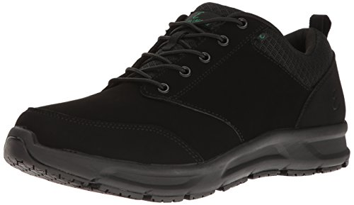 Emeril Lagasse Men's Quarter  Slip-Resistant Shoe, Black, 8 D US