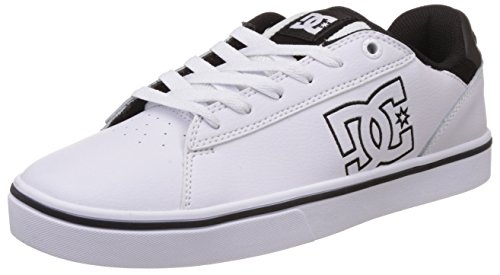 DC Shoes Notch M Shoe - Zapatillas Hombre Blanco - blanco (Wht)