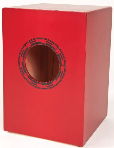 Performance Percussion Junior Cajon with Padded Carry Bag ()