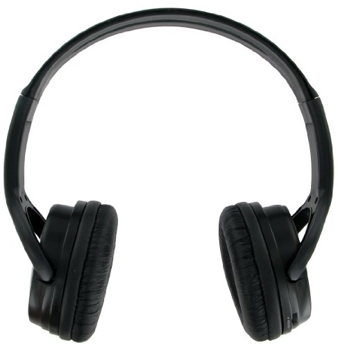 KitSound Beamers Stereo - Auriculares externos inalámbricos por Bluetooth, color negro: Amazon.es: Informática