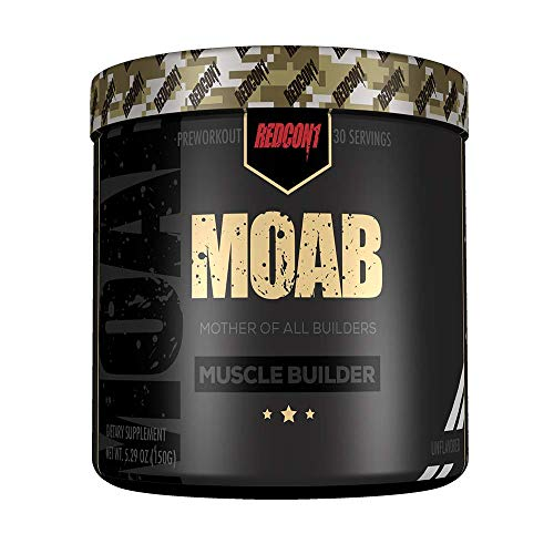 Moab - Muscle Builder (Unflavored) (Amplifier Anabolic)