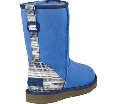 bd55a7df4ad UGG Womens Classic Short Serape Boot