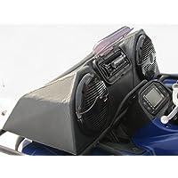 SD ATVBBT2B -ATV Four Wheeler Stereo System Bluetooth (2-6.5 marine speakers)