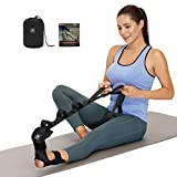 Foot and Calf Stretcher-Stretching Strap for