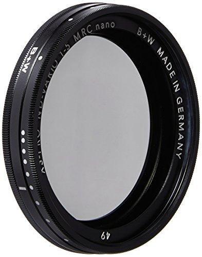 B+W 49mm XS-Pro Digital Vario ND with Multi-Resistant Nano Coating [並行輸入品]   B07F3PB8GT