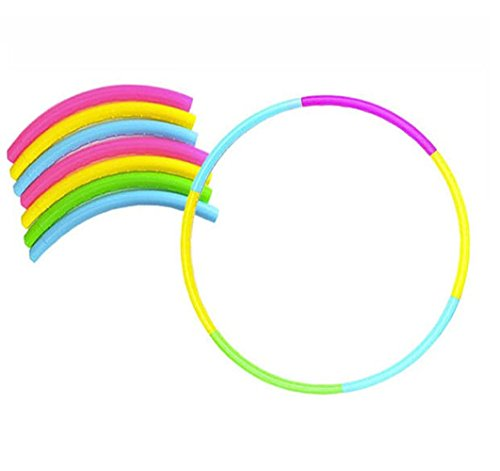 UPIT Detachable Kids Hula Hoop for Playing 33inch ( 85cm ) ()