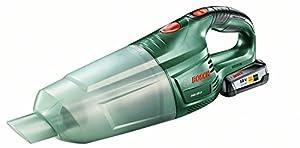 Bosch DIY Akku-Handstaubsauger PAS 18 LI , Akku, Ladegerät, Bürstendüse,...