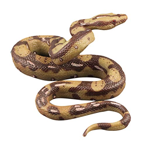 Snake Halloween - LUOEM Simulation Snake Toy Big Snake