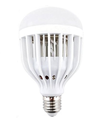 The Third Generation 2 in 1 Bug Zapper Lamp Light Bulb, 10W E27 Outdoor Porch Backyard Room Lighting Lamp