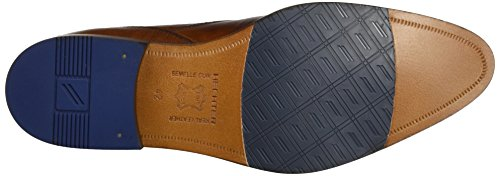 Daniel Hechter 811175061100, Zapatos de Cordones Derby para Hombre Marrón (Cognac)