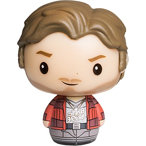 Star-Lord [Unmasked]: Funko Pint Size Heroes x Guardians of the Galaxy 2 Micro Vinyl Figure (12693)