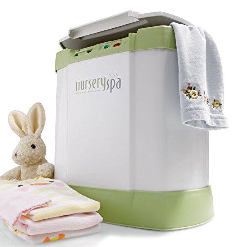 Nursery Spa Towel & Clothing Warmer