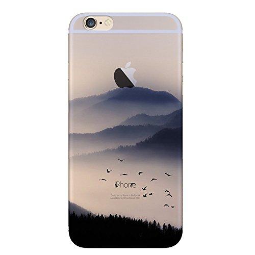mountain iphone 6 case. Black Bedroom Furniture Sets. Home Design Ideas