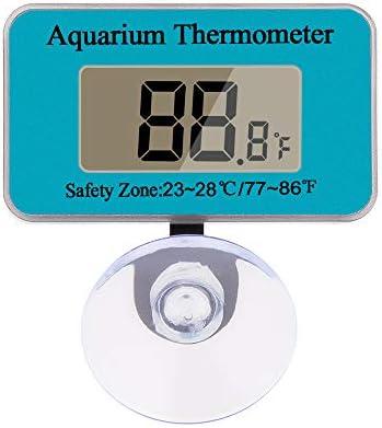 DaToo Aquarium ThermometerSucker Second Generation (Update) 1 Yr Warranty