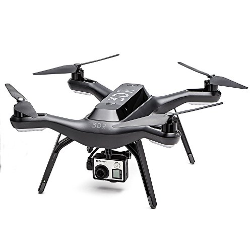 3DR Solo RTF Quadcopter Smart Drone - Certified Refurbished