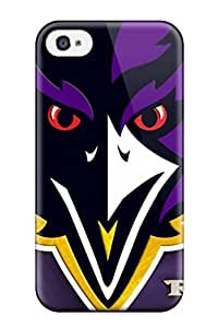 DanRobertse Fashion Protective Baltimoreavens Case Cover For Iphone 4/4s