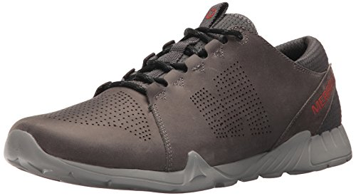 Merrell J93869 Marrone Bassa Uomo Sneakers 6F1p6Axr