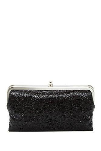 Hobo International Lauren Embossed Leather Wallet Clutch,...