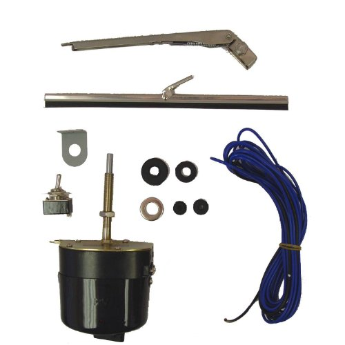 Omix-Ada 19101.02 Wiper Motor Kit