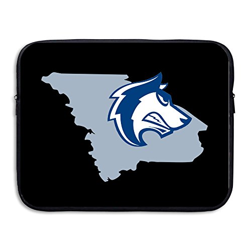 CYANY CSU Colorado State University Pueblo T Wolves Rep Your State Anti-shock Tablet Carrying Cover Bag Size 13 Inch