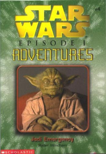 Jedi Emergency - Book  of the Star Wars Legends